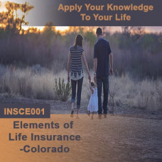 Colorado: 14hr Life CE - Elements of Life Insurance