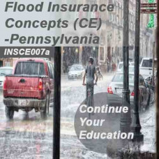 Pennsylvania - Flood Insurance Concepts (CE)