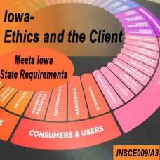 Iowa - Ethics & the Client (CE)