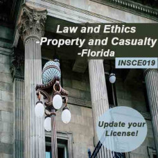 Florida: 5 hr 2-20, 4-40, and 20-44 CE  5-220 Law and Ethics Annual Update (INSCE019)